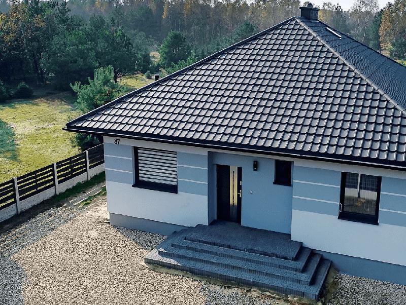 Klempířské doplňky jsou nedílnou součástí celkové střechy