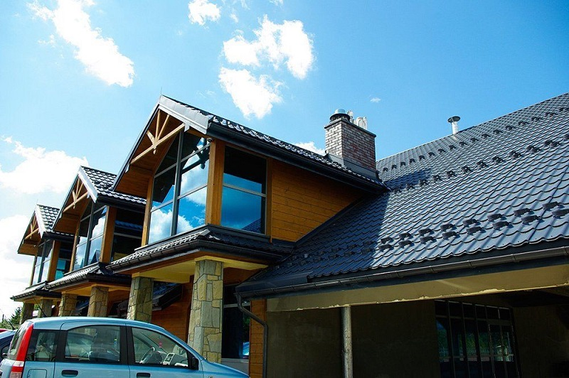 Rekonstrukce střechy penzionu? Víme jak na to