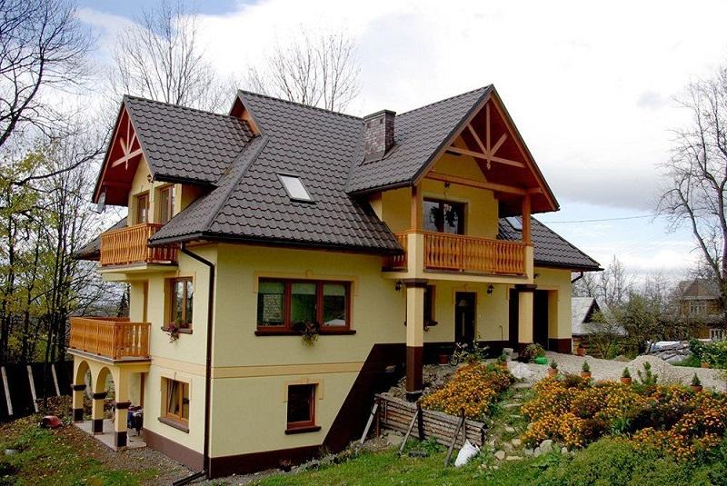 Na začátku si zjistěte cenu plechové střechy