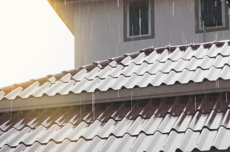 Nejkvalitnější plechová střecha něco vydrží