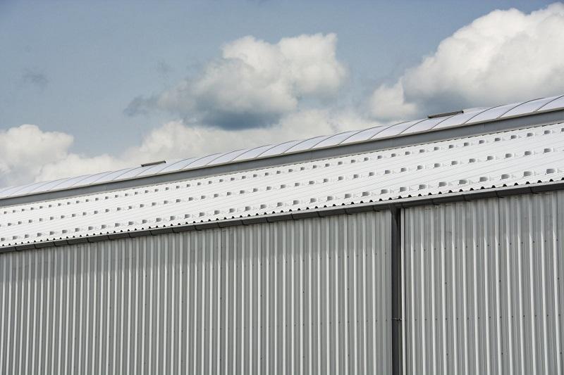 Na kolik vyjde cena trapézové střechy?